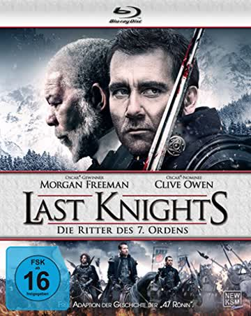 Last Knights - Die Ritter des 7. Ordens [Blu-ray]