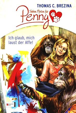 Sieben Pfoten für Penny - Ich glaub, mich laust der Affe!