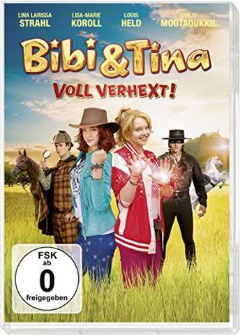 Bibi & Tina 2 - Voll verhext (Kinofilm) (FSK ohne Altersbeschränkung) DVD