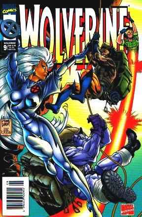 Wolverine - Der Comic (Ausgabe 9)