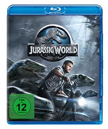 Jurassic World [Blu-ray]