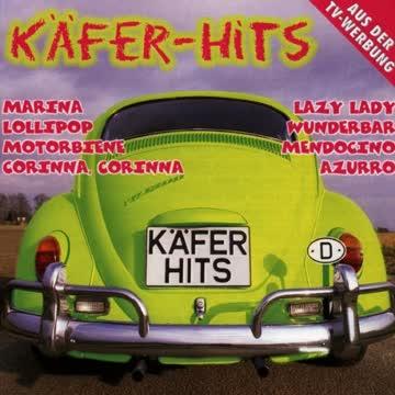 Various - Käfer-Hits
