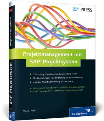 Projektmanagement mit SAP Projektsystem (SAP PRESS)