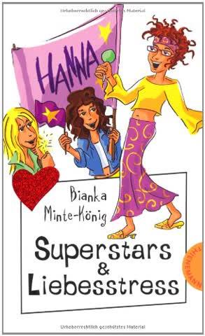 Superstars & Liebesstress (Freche Mädchen - freche Bücher!, Band 50051)