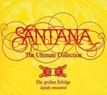 Santana - Santana - The Ultimate Collection