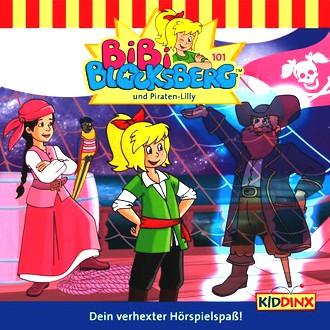 Bibi Blocksberg und Piraten-Lilly, Folge 101
