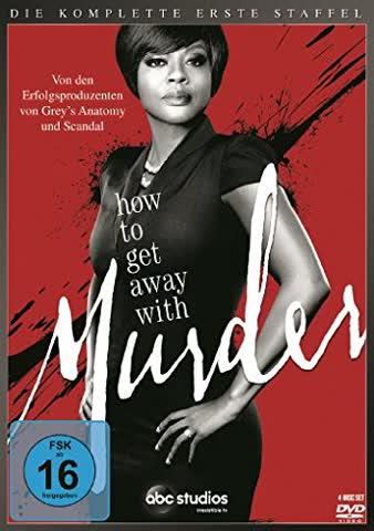 How to Get Away with Murder - Die komplette erste Staffel [4 DVDs]