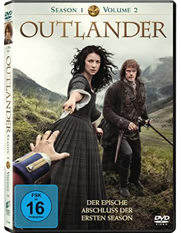 Outlander - Staffel 1 Vol. 2