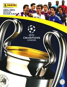 UEFA Champions League 2014/2015 - 030 - Joel Veltman