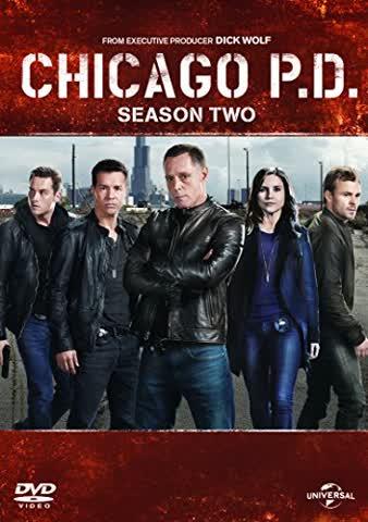 Chicago PD: Season 2 [6 DVDs] [UK Import]