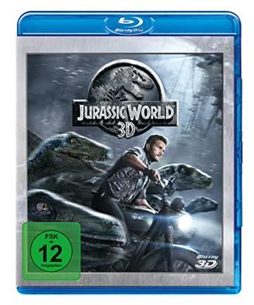 Jurassic World (+ Blu-ray) [Blu-ray 3D]