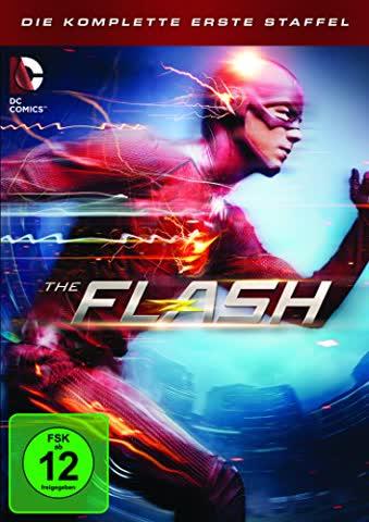 Flash - Season 1 (FSK 12 Jahre) DVD