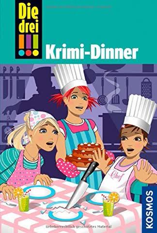 Die drei !!!, Bd. 51, Krimi-Dinner