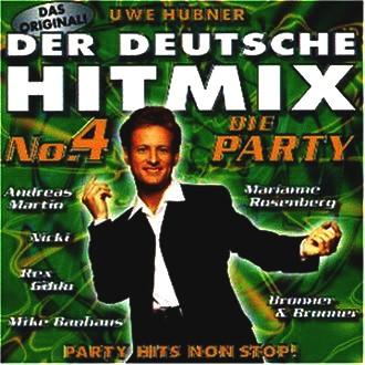 Various - Der Deutsche Hitmix 4-die Part