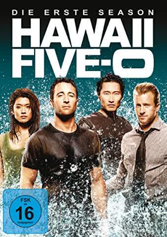 Hawaii Five-0 - Staffel 1