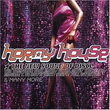 Various - Horny House-the New Sound of