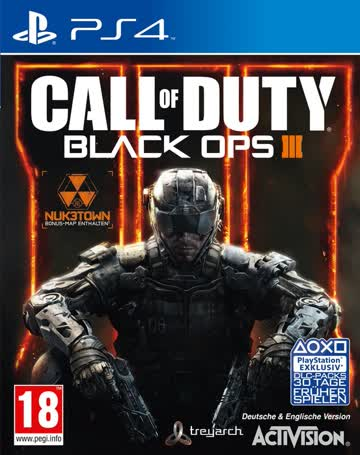 Call of Duty Black Ops 3 - Sony PlayStation 4