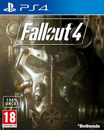 Fallout 4 Uncut