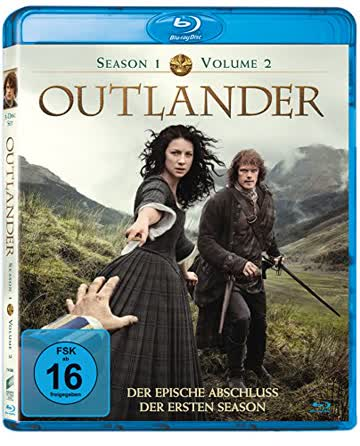 Outlander - Season 1 Vol.2 [Blu-ray]