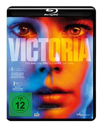 Victoria (FSK 12 Jahre) Blu-ray