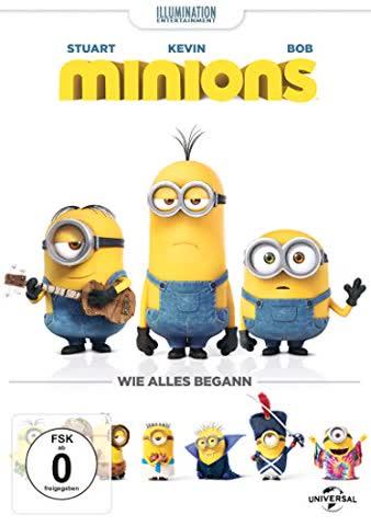 Minions (FSK ohne Altersbeschränkung)