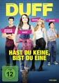 DUFF - Hast du keine, bist du eine! (FSK 12 Jahre) DVD