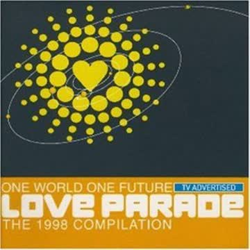 Various - Love Parade the 1998 Compilati