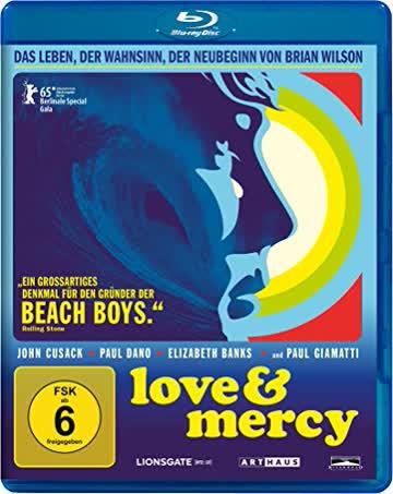 Love & Mercy [Blu-ray]