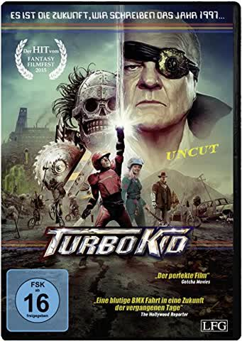 Turbo Kid (Uncut)