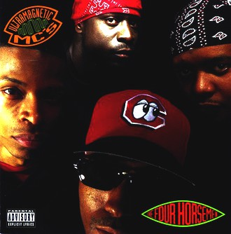 Ultramagnetic Mc'S - Four Horsemen