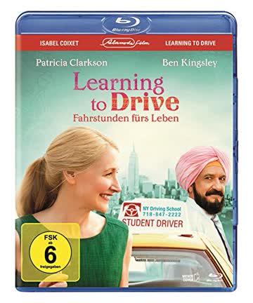 Learning to Drive - Fahrstunden fürs Leben [Blu-ray]