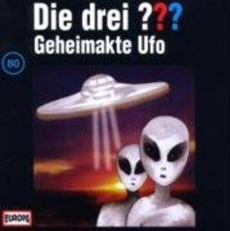 Die Drei ??? 080. Geheimakte Ufo