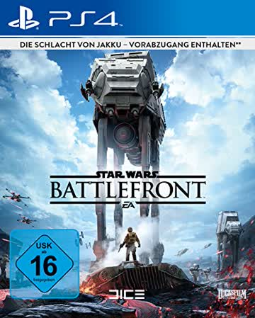 Star Wars Battlefront - Day One Edition - [PlayStation 4]