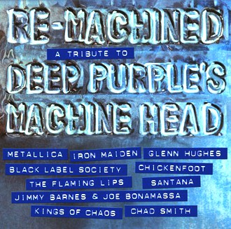 Various - Re-Machined:a Tribute to Deep Purple