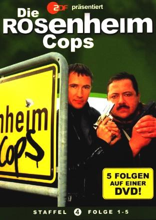 Die Rosenheim-Cops (4. Staffel / Folge 01-05)