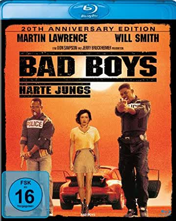 Bad Boys - Harte Jungs - 20th Anniversary Edition [Blu-ray]