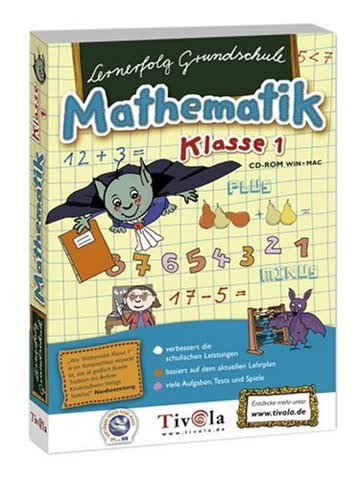 Lernerfolg Grundschule - Mathematik Klasse 1