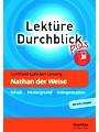 Gotthold Ephraim Lessing: Nathan der Weise - Buch mit MP3-Download: Inhalt - Hintergrund - Interpretation (Lektüre Durchblick Deutsch plus)