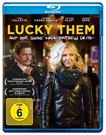 Lucky Them - Auf der Suche nach Matthew Smith [Blu-ray]