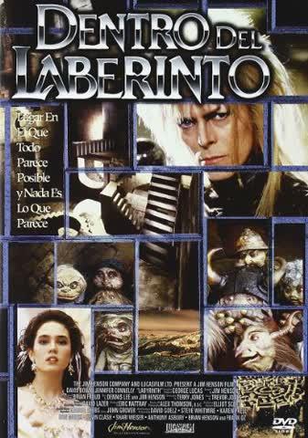 Dentro Del Laberinto (Import Dvd) (1999) Frank Oz; Brian Henson; David Bowie;