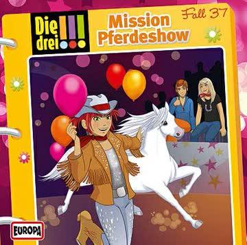 037/Mission Pferdeshow