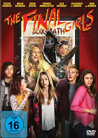 The Final Girls (FSK 16 Jahre) DVD