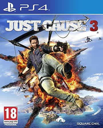 Just Cause 3 PS4 AT