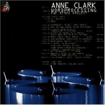 Anne Clark - Wordprocessing