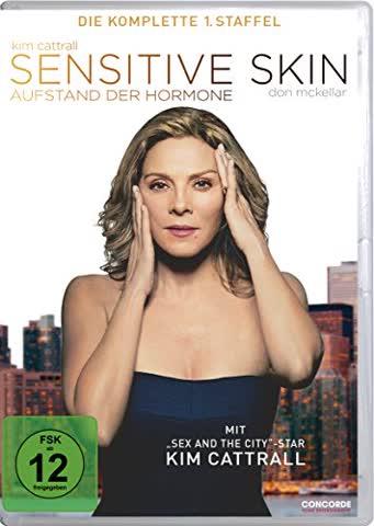 Sensitive Skin - Season 1 (FSK 12 Jahre) DVD