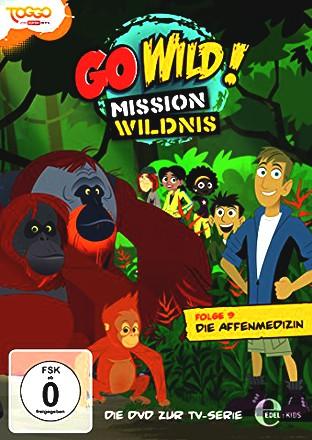 Go Wild! Mission Wildnis, Folge 009 - Die Affenmedizin