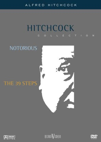 Hitchcock-Collection: The 39 Steps / Notorious [2 DVDs]