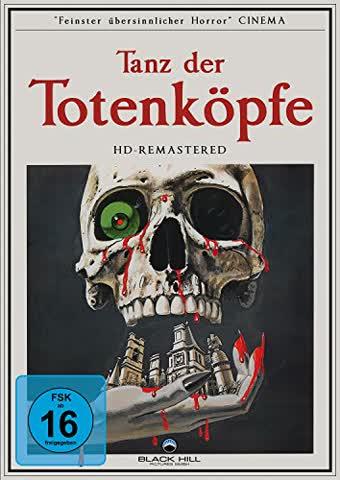 Tanz der Totenköpfe (DVD)