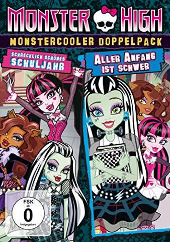 Monster High: Monstercooler Doppelpack