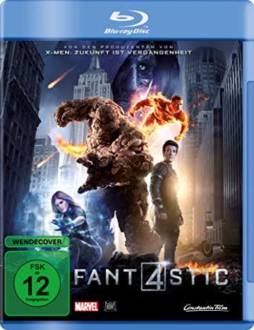 FANTASTIC FOUR (2015) - MOVIE